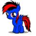 DJ storming hope - my-little-pony icon