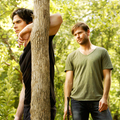 Damon and Alaric  - the-vampire-diaries-tv-show photo
