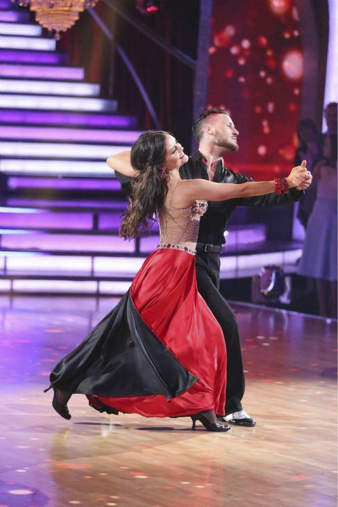 Dancing With The Stars immagini Danica & Val - Week 1 HD wallpaper
