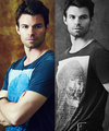Daniel Gillies - elijah fan art