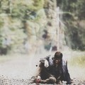 Daryl Dixon and Beth Greene