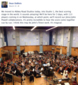 Dean DeBlois Facebook post about HTTYD 2 Soundtrack - how-to-train-your-dragon photo
