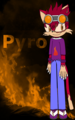 "Detective Nickolai ""Pyro"" Brewer - sonic-fan-characters photo"