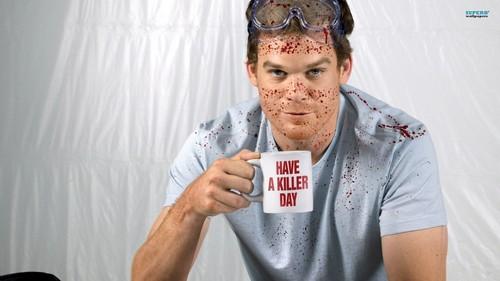 Dexter wallpaper titled Dexter himself