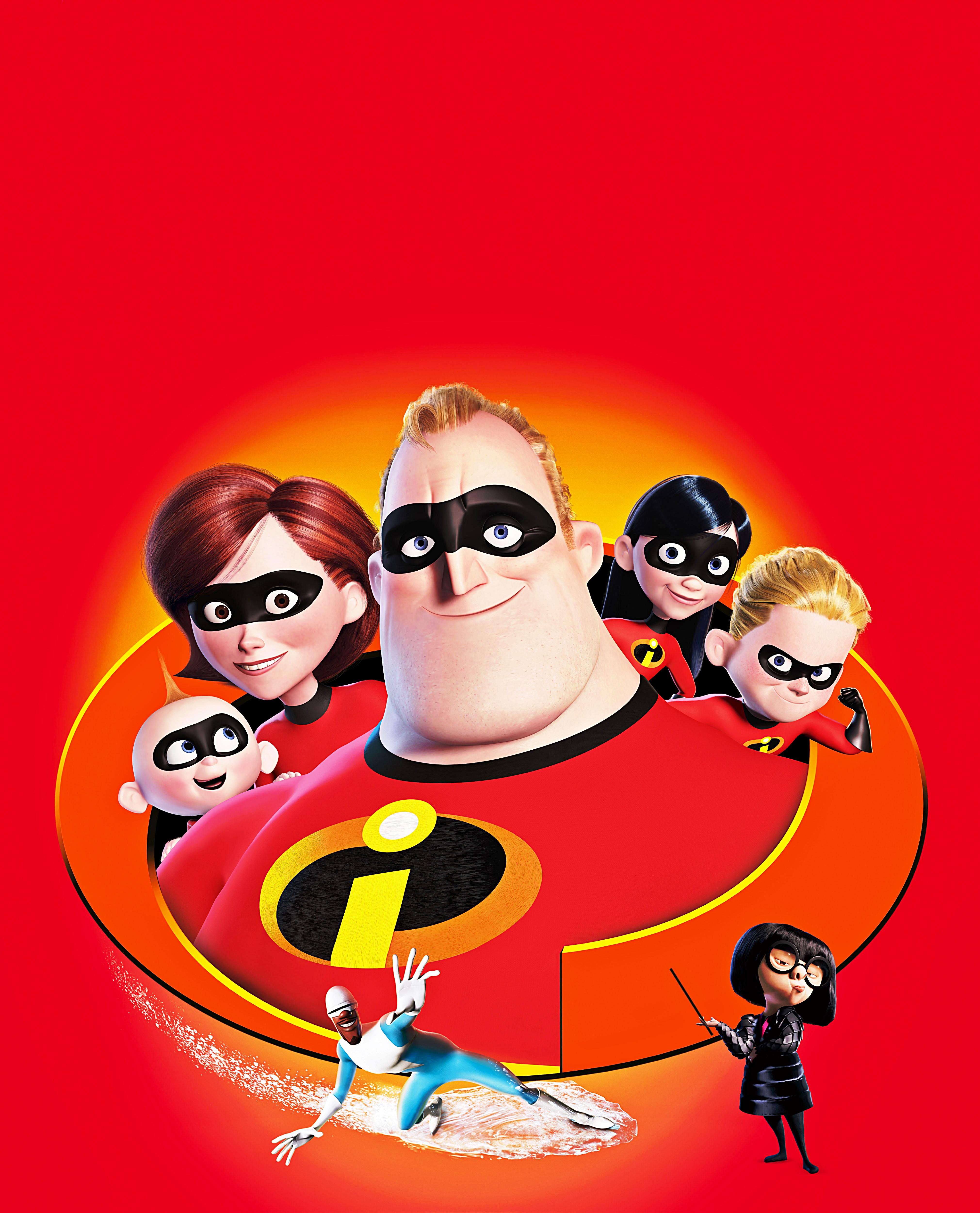 Disney•Pixar Posters - The Incredibles