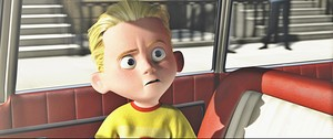 Disney•Pixar Screencaps - Dashiell 'Dash' Robert Parr