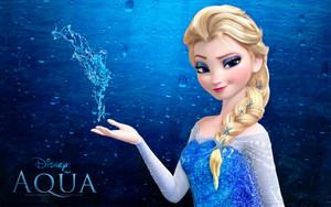 water Queen elsa