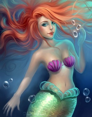Disney Princess, Ariel