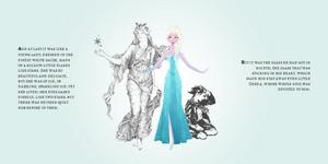 Disney's Frozen Hans Christian Andersen's The Snow queen