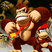 Donkey and Diddy Kong - donkey-kong icon