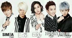 Double JC (JJCC) members