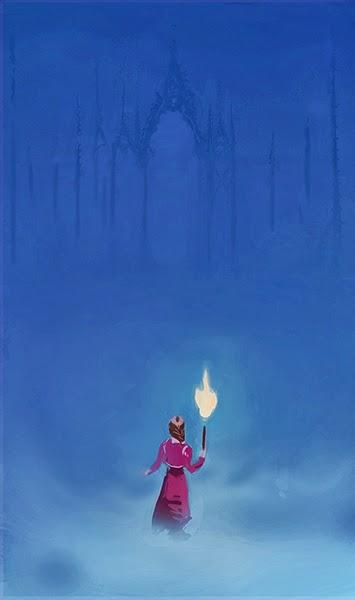 Early Frozen Concept Art Von Scott Watanabe