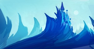 Early Frozen Concept Art