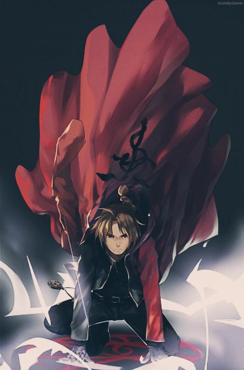 Edward Elric Full Metal Alchemist Fan Art 36866129 Fanpop