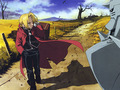 Edward and Alphonse Elric - full-metal-alchemist photo