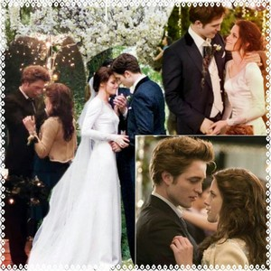 Edward and Bella's prom/wedding