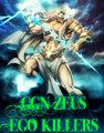 Ego Killers - greek-mythology fan art