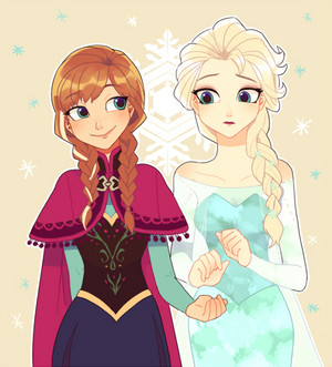 Elsa e Anna