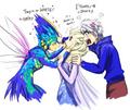 Jack and Elsa