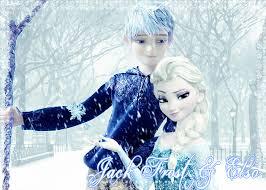 Elsa x Jack frost 4-EVER