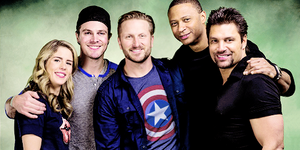 ARROW/アロー Cast in Chicago
