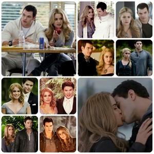 Emmett and Rosalie collage for Cheri