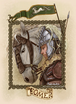 Eomer and Firefoot سے طرف کی Jen and Kris