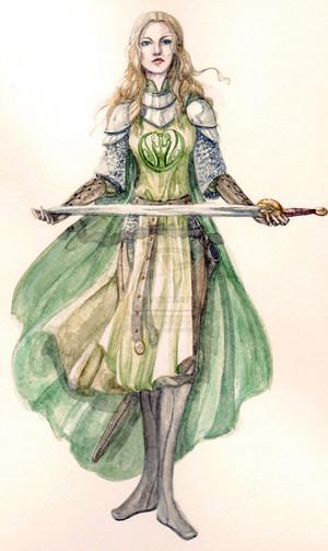 Eowyn by Reine-Haru