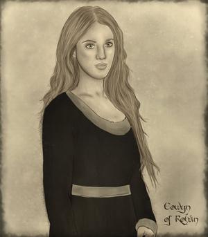 Eowyn of Rohan bởi Hephe1990