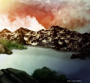Ere the sun rises by rohirric.deviantart.com
