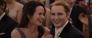 Carlisle and Esme