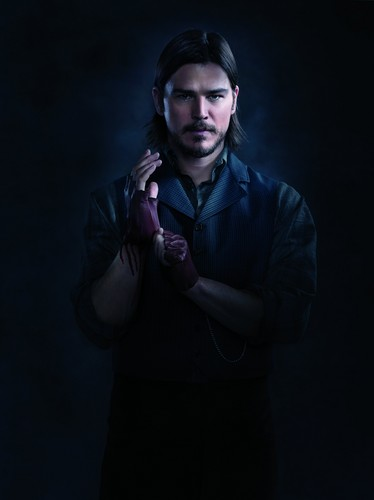 Penny Dreadful wallpaper possibly with an outerwear and a box cappotto called Ethan Chandler