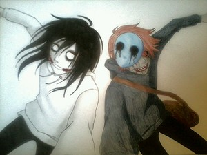 Eyeless Jack and Jeff the Killer