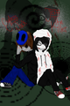 EyelessJack - creepypasta fan art
