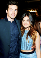 Lucy and Ian @ Paleyfest 2014