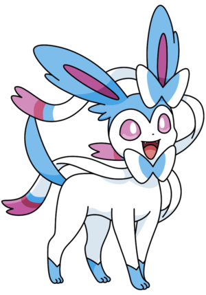Shiny Sylveon