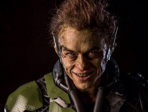 First look at Harry Osborne as the Green Goblin