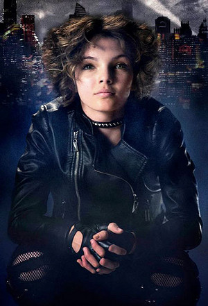 First look at Selina - Gotham