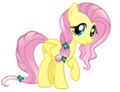 FlutterShy - my-little-pony-friendship-is-magic photo