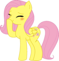 Fluttershy giggling - my-little-pony-friendship-is-magic photo