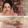 Forever....is only the beginning - twilight-series photo