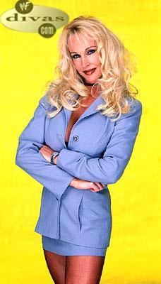 Former wwe Diva Debra