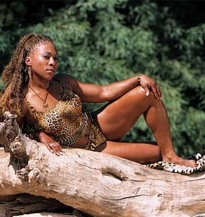 Former wwe Diva Jazz