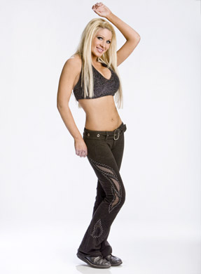 Former wwe Diva Jillian