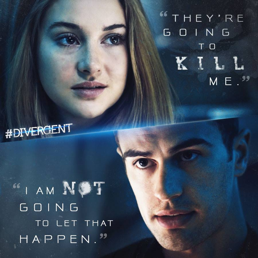Four And Tobias Divergent Quotes. QuotesGram