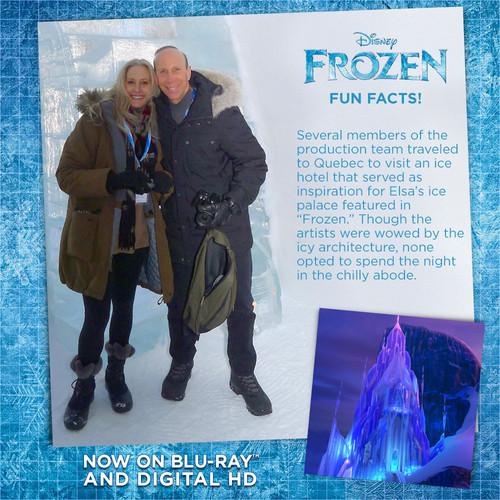 Frozen Fun Facts - elsa-and-anna Photo
