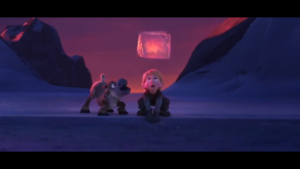 Frozen Screenshot