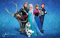 frozen - ملكة الثلج FROZEN wallpaper