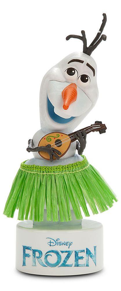 Disney Store Olaf the snowman Hula Figure from Disney/'s Movie Frozen New NIB