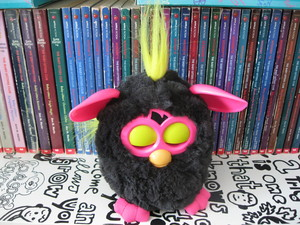 Furby Punky rose Generation Two 2012